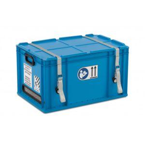 Recipient de siguranta pentru baterii