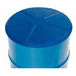 Capac tip DR din PE, albastru