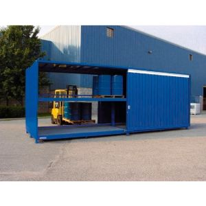 Container 2G 626.O, 80 butoaie a 200 l