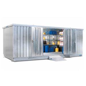 Depozit WHG 360, 15 m², 2 usi