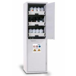 Dulap de depozitare acizi si baze SL 606 gri