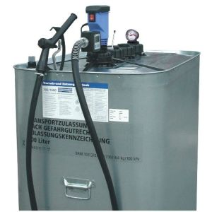 Pompa electrica HP, supapa automata, 1600mm