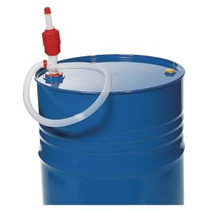 Pompa manuala din plastic pentru chimice