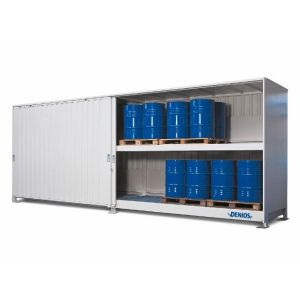 Container 2P 814.OST-ISO A, 48 butoaie de 200 l