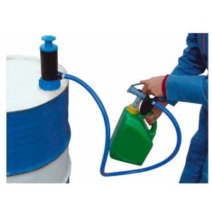 Pompa manuala, etansare cu nitril