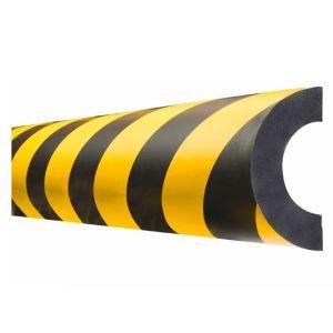 Spuma autocolanta protectie teava Bogen 135, pentru tevi Ø 70-100 mm, lungime 1m