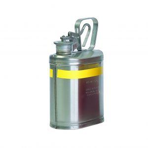 Canistra de laborator din inox 3,8 litri