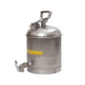 Canistra din inox cu robinet ECO 19 litri
