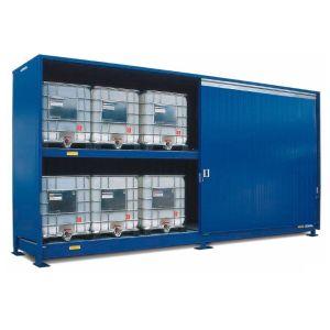 Container, 2K 714.OST-ISO B, 12 IBC de 1000 l