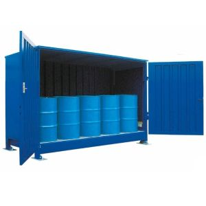 Container 1G 314.OTE-ISO A,10 butoaie,200 l