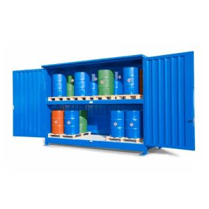 Container 2P 414.OTE-ISO B, 24 butoaie a 200 l