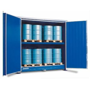Container 2G 314.OTE-ISO A, 20 butoaie a 200 l