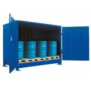 Container 1P 414.OTE-ISO A, 12 butoaie de 200 l