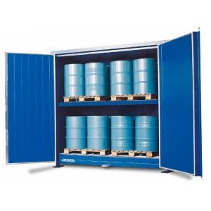 Container 2G 314.OTE-ISO B, 20 butoaie a 200 l