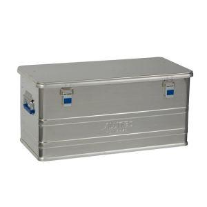 Cutie transport din aluminiu Confort 92 litri