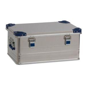 Cutie transport din aluminiu colt stivuire Confort 48 litri