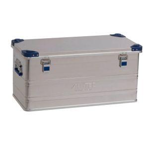 Cutie transport din aluminiu colt stivuire Confort 92 litri