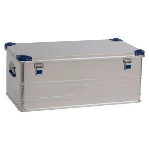 Cutie transport din aluminiu colt stivuire Confort 140 litri