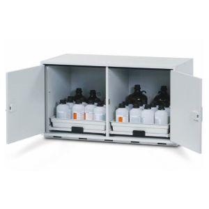 Dulap de depozitare acizi si baze SL 112 gri