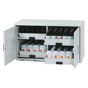 Dulap de depozitare acizi si baze SL 114 gri