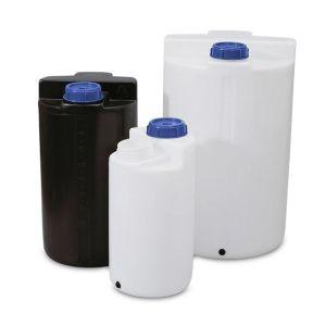 Rezervor depozitare si dozare negru 200 litri