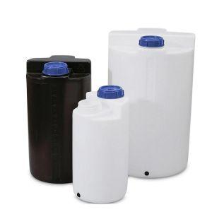 Rezervor depozitare si dozare negru 500 litri
