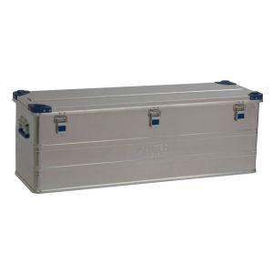 Cutie transport din aluminiu colt stivuire Confort 153 litri