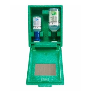 Kit de interventie pentru ochi in cutie de perete