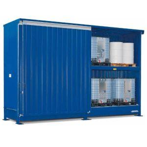 Container , 2K 514.OST-ISO A, 8 IBC de 1000 l