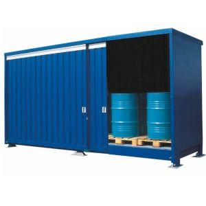 Container 1P 814.OST-ISO B, 24 butoaie a 200 l