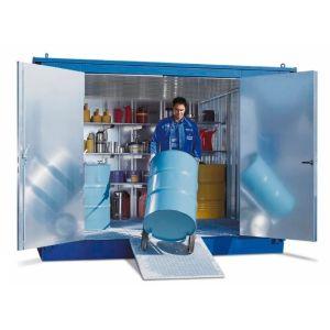 Depozit MC-Vario 2520 ISO, 5 m², 2 usi