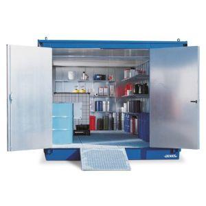 Depozit MC-Vario 3320, 7 m², 2 usi
