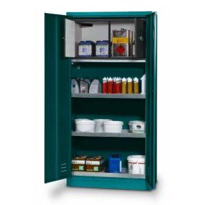 Dulap de depozitare substante periculoase multifunctional PSM 19 Plus verde