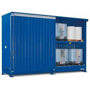 Container , 2K 514.OST-ISO B, 8 IBC de 1000 l