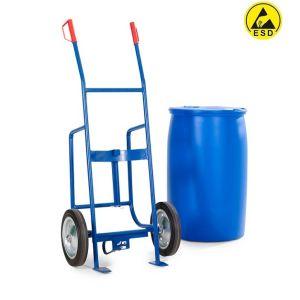 Carucior ESD butoi 200 litri FKH