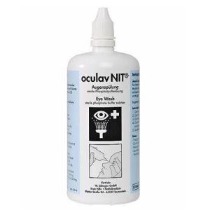 Solutie oculara sterila OculavNit, folosire imediata, sticla cu presiune 250 ml