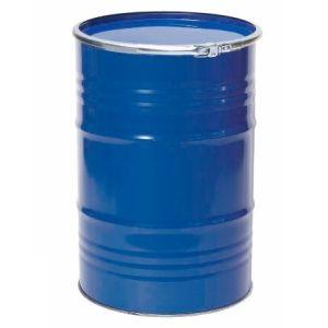 Butoi UN din otel, 212 litri, albastru