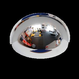 Oglinda rotunda supraveghere 180° acril Ø90cm