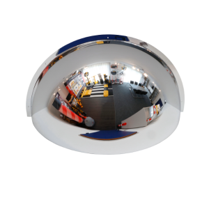 Oglinda rotunda supraveghere 180° policarbonat Ø60cm