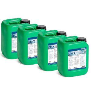 Set concentrat de curatare bio.x 4 x 5 litri