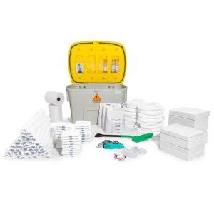 Set urgenta in cutie de siguranta SF700 hidrocarburi