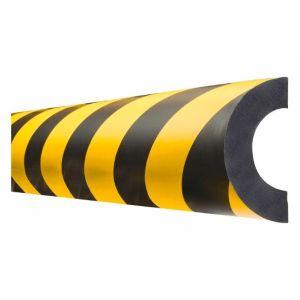 Spuma magnetica protectie teava tip R30, 1m