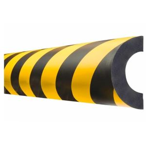 Spuma magnetica protectie teava tip R50, 1m