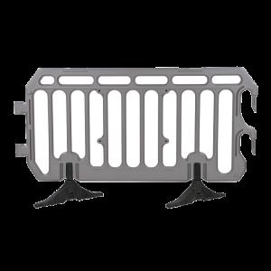 Gard de protectie gri 2000x1100mm
