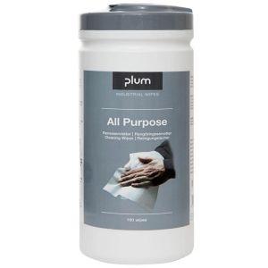 Servetele de curatare umede PLUM All Purpose