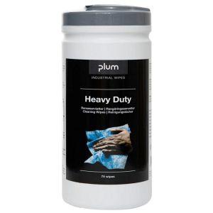 Servetele de curatare umede PLUM Heavy Duty