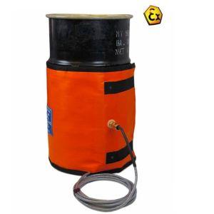 Patura HM 1Ex agrementat ATEX incalzire  butoaie 25-30 litrii