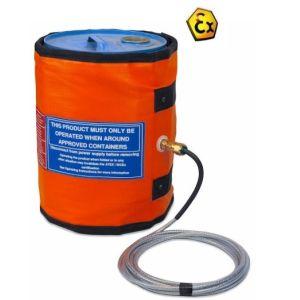 Patura HM 2 EX agrementat ATEX incalzire butoaie 50-60 litrii