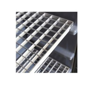 Grilaj din inox pentru dulap 600 mm