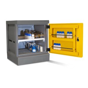 Dulap depozitare acizi si baze PS 611-1.1 Mini